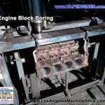 Bore engine block machine shop services