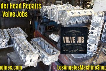 Valve Jobs