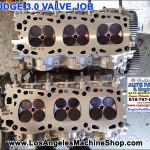 Dodge 3.0 valve jobs