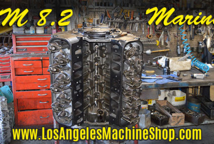 Chevy Marine Engine Rebuilds