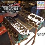 Ford 302 5.0 v8 cylinder heads
