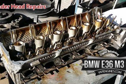 97 BMW E36 M3 Valve Job
