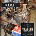 Chevy 4.3 before valve job