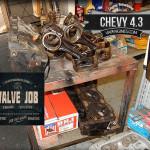 Chevy GM 4.3 cylinder head repair