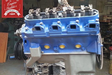 Remanufactured Cadillac Eldorado 500 8.2 V8 Engine