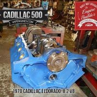 1970 Cadillac Eldorado 8.2 short block rebuild