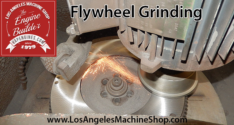 flywheel resurface and grind