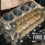 ford 302 engine block bore