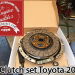 clutch set for toyota 20r