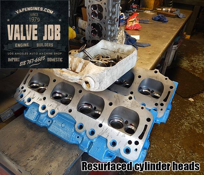 1955 Buick Special 264 Nailhead V8 - Los Angeles Machine Shop