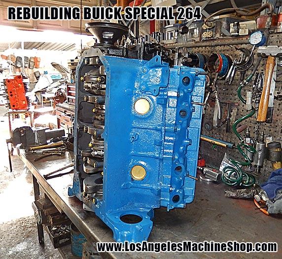 1955 Buick Special 264 Nailhead V8 - Los Angeles Machine