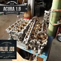 Acura Integra 1.8 dohc valve job
