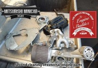 External engine parts- mitsubishi minicab 3g81