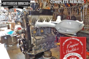 Mitsubishi Engine Archives - Los Angeles Machine Shop