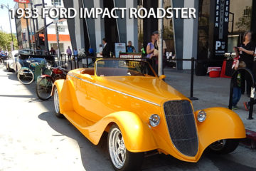 1933 Ford Impact Roadster