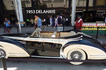 1953 Delahaye Type 178 Cabriolet