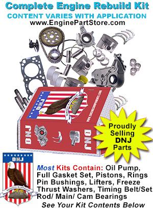 engine rebuilt kit for sale