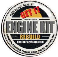 Get engine rebuild kits
