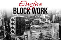 Engine block work in los angeles