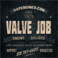 Valve jobs in Los Angeles