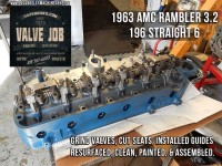 valve job 1963 AMC Rambler