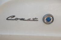 61 Mercury Comet emblem