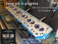 61 Mercury Comet L6 valve job