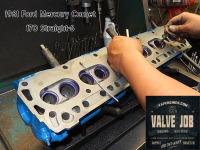 61 Mercury Comet valve job
