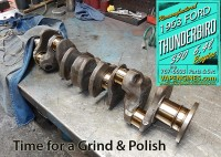63 Ford 6.4 390 crankshaft