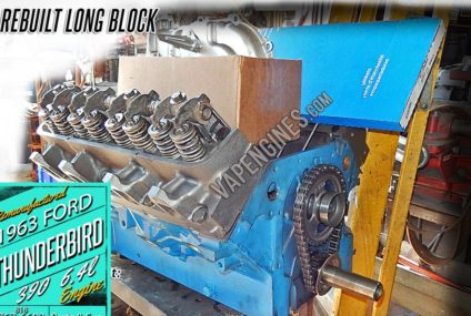 63′ Ford Thunderbird 390 6.4 Remanufactured Engine