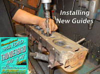 install guides Ford 390