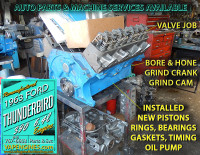 Ford 390 Engine Rebuilding Services