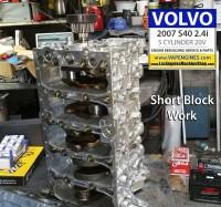 bottom end volvo s40 2.4