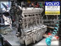 Volvo S40 2.4i long block