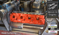chevy 396 cylinder head resurface los angeles