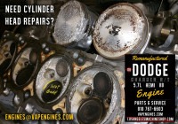 dodge 5.7 cylinder head