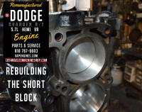 dodge hemi piston