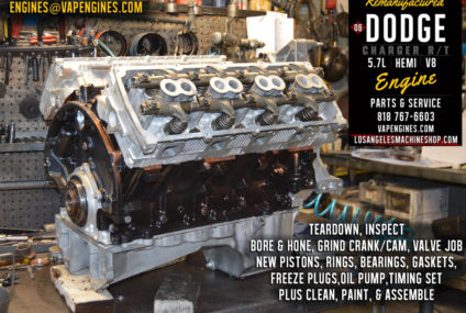 06 Dodge Charger Hemi 5.7 Engine Rebuild