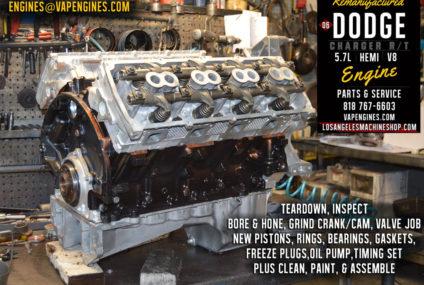 06 Dodge Charger Hemi 5.7 Engine Rebuild