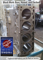 Datsun Roadster Block Machine Services.