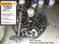 smart fortwo valvetrain parts