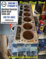 triumph 2000 mk 2 engine block