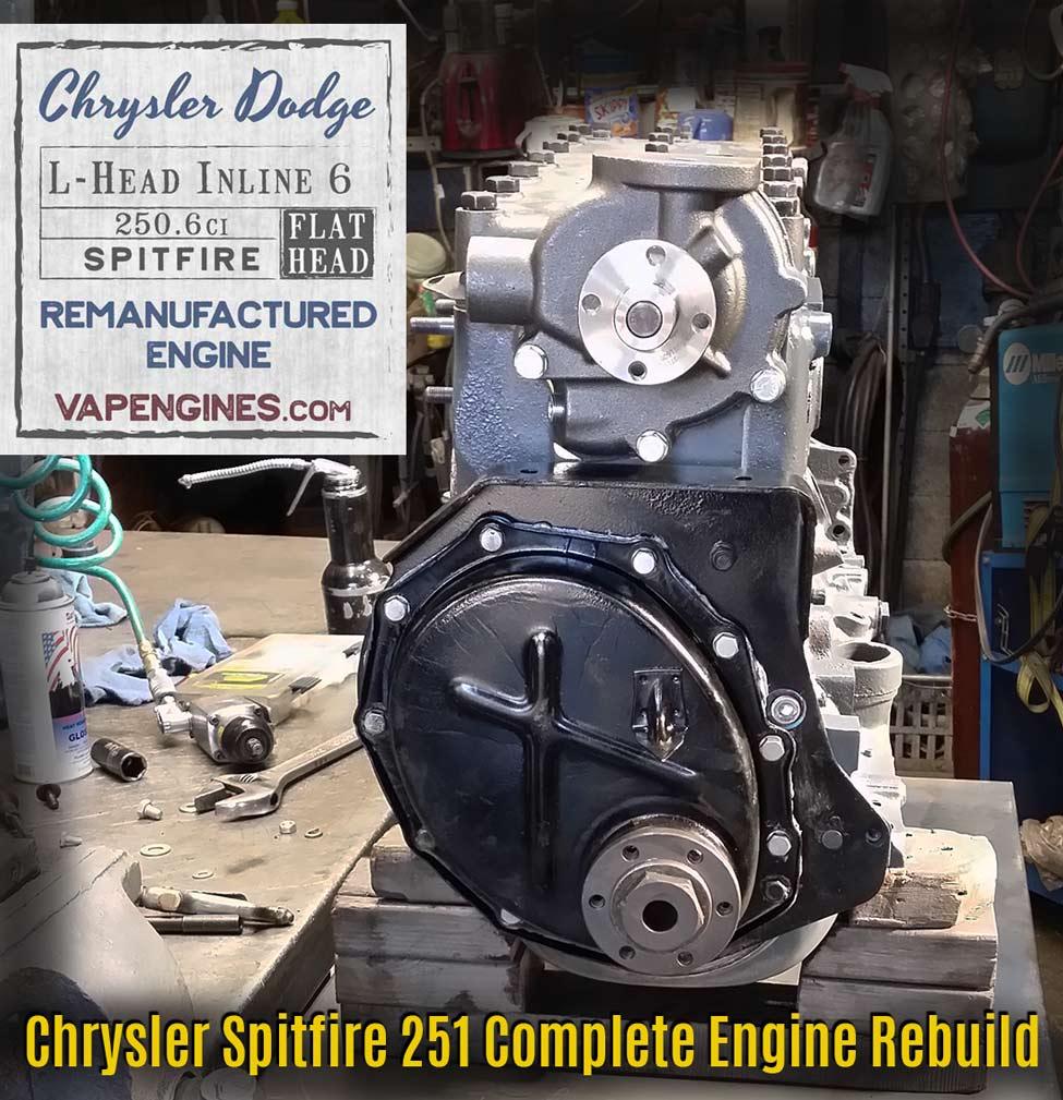 Chrysler Flathead Engine Dodge Diagram Spitfire Inline Rebuild 975x1009