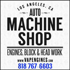 Los Angeles Machine Shop