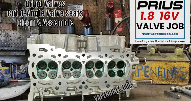 Toyota Prius 1.8 Valve Job