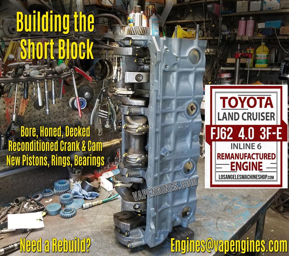 Toyota 3fe Engine