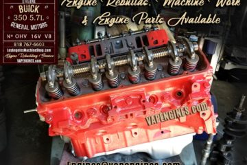 Remanufactured Engines Archives - Los Angeles Machine Shop
