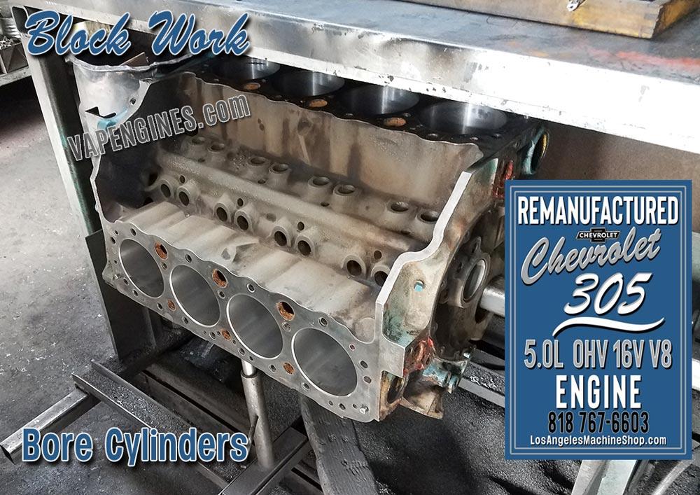 305 V8 Rebuild Kit